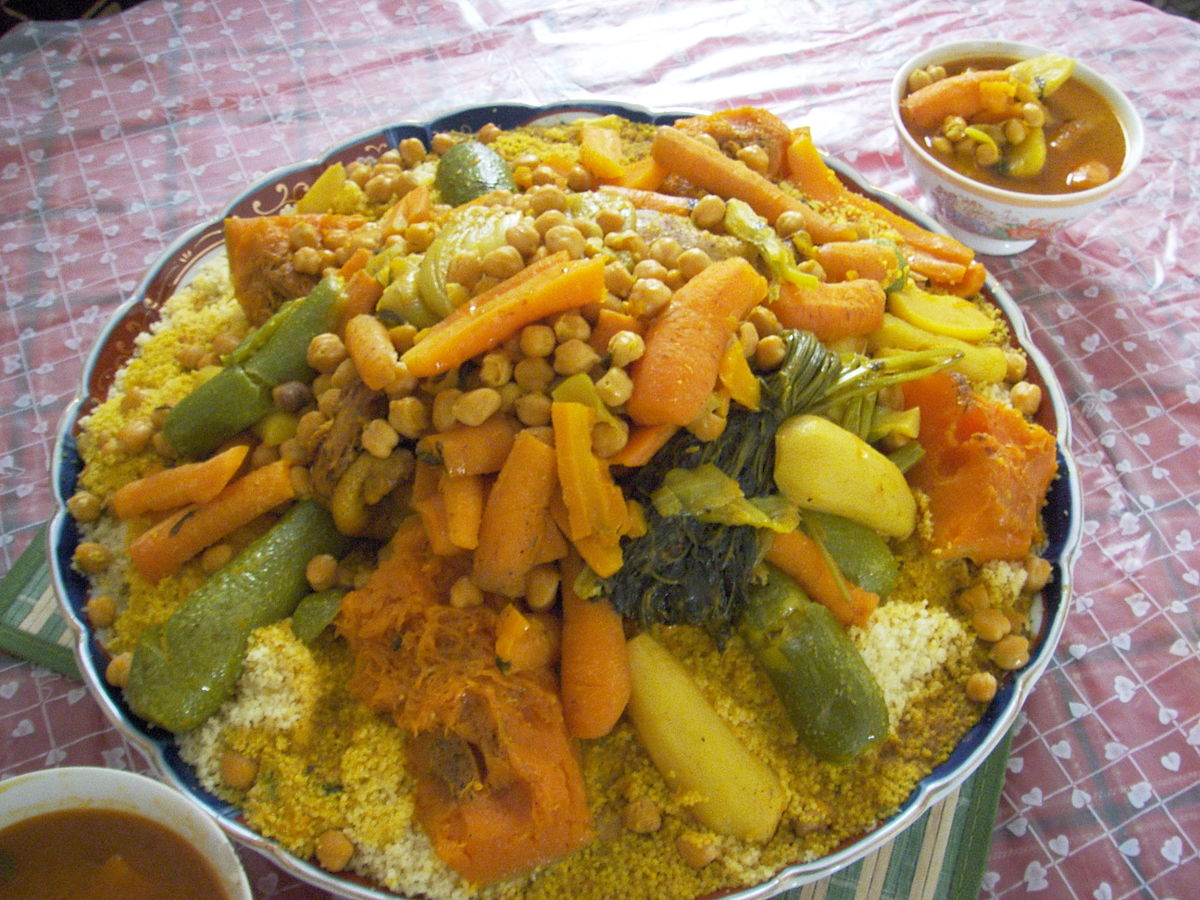 Cuisine Royale Eat Food Maghreb Cuisine Wikipedia