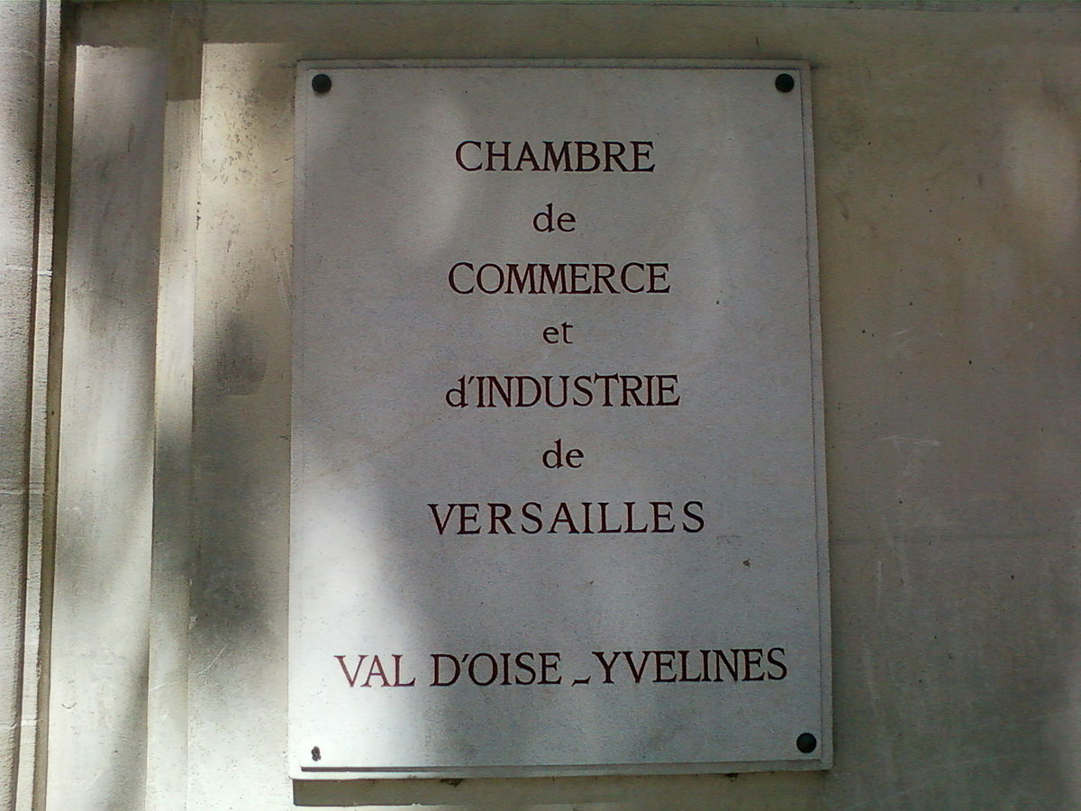 Chambre De Commerce Versailles Versailles Val D Oise Yvelines Chamber Of Commerce Wikipedia