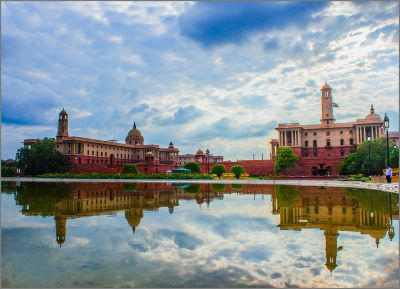 Check out the official home of the Indian president: Rashtrapati Bhavan (PHOTOS) | BOOMSbeat