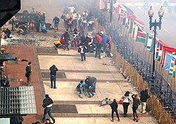 Boston Marathon Bombing Wikipedia