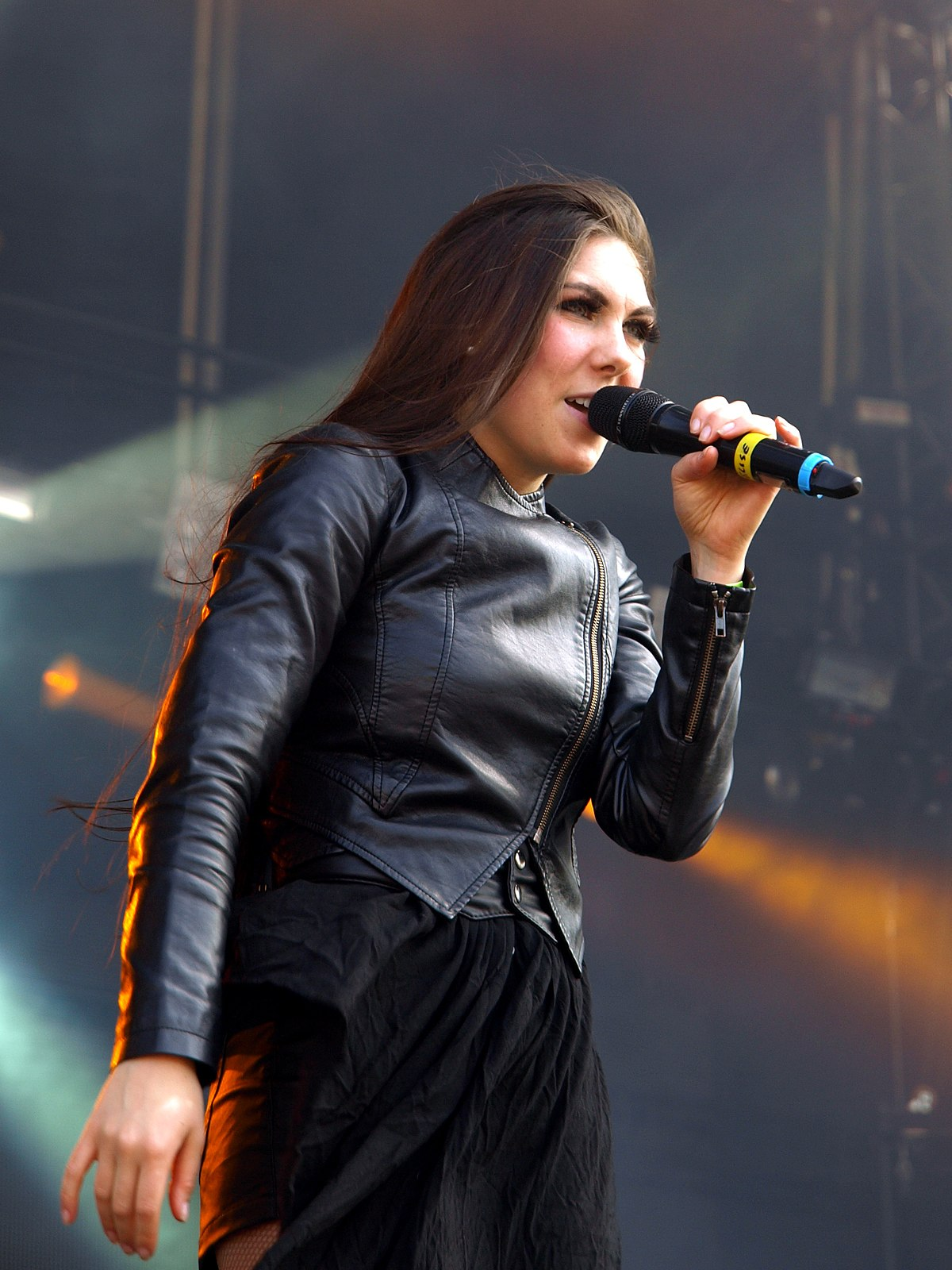 Rock Girl Wallpaper Elize Ryd Wikipedia