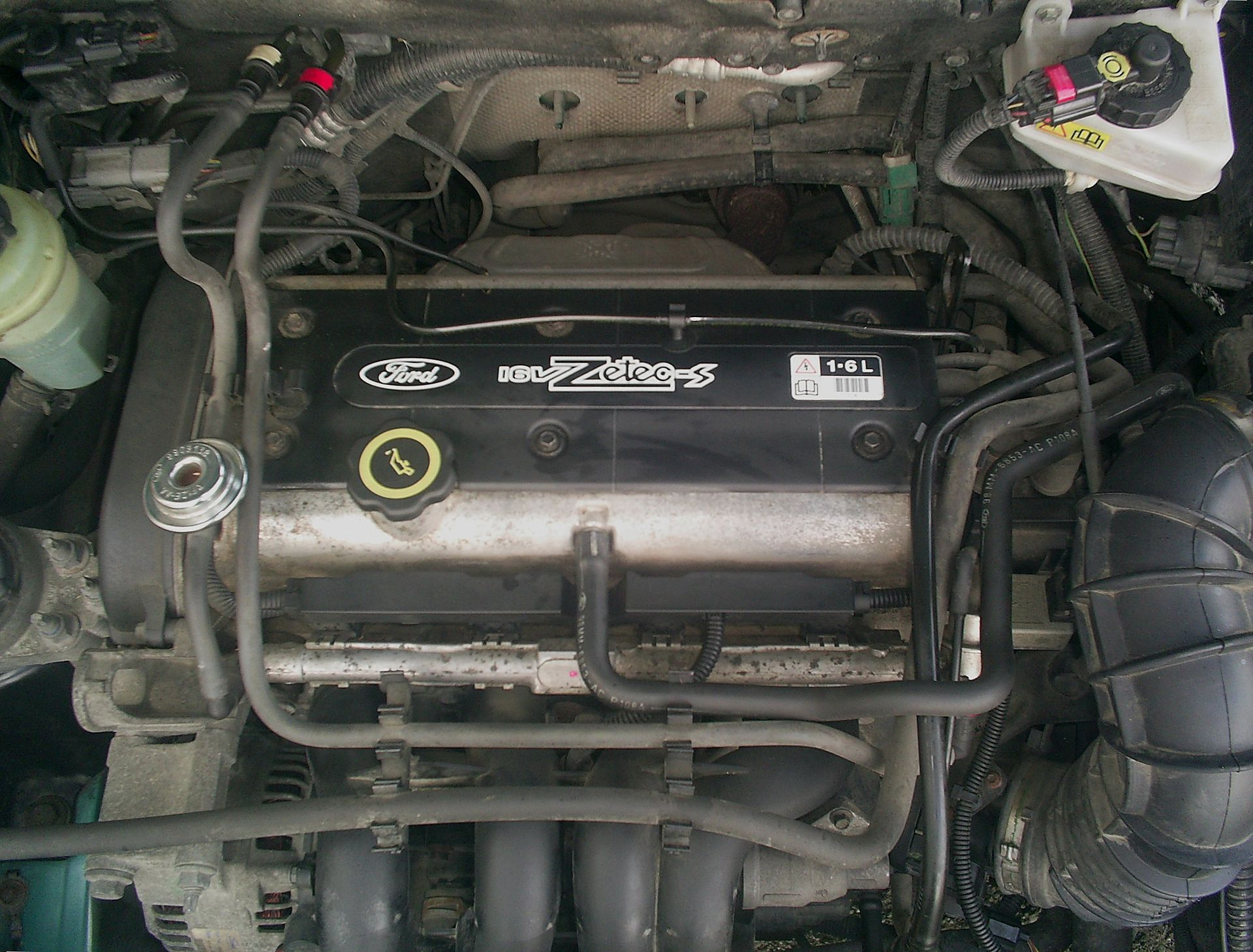 Ford Fiesta 1.6 Tdci Engine Problems Ford Zetec Engine Wikipedia