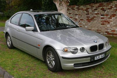 BMW 3 Series Compact - Wikipedia
