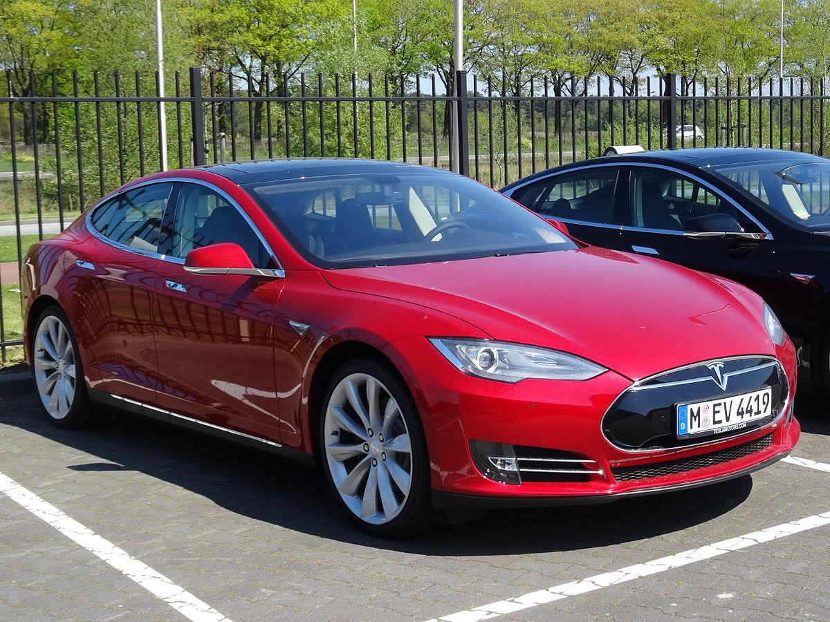 Classic Car Pictures Wallpaper Tesla Model S Вікіпедія