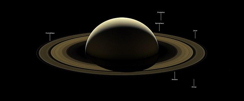 Cassini\u2013Huygens - Wikipedia