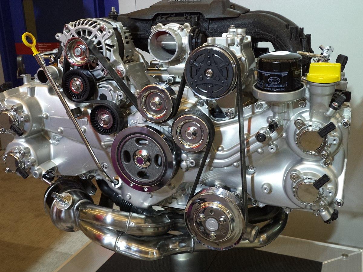 subaru baja engine diagram