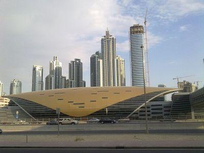 Business Bay (Dubai Metro) - Wikipedia