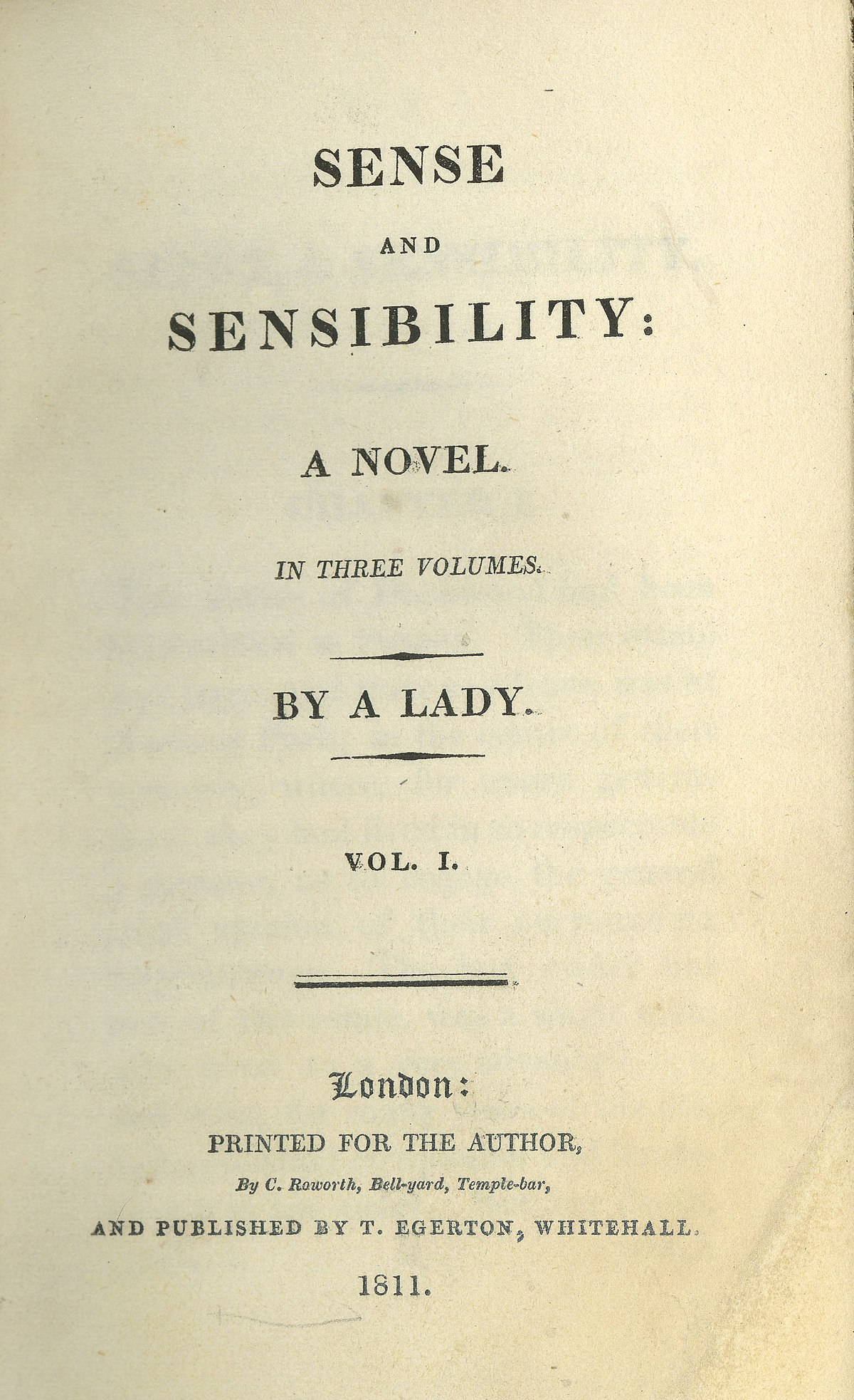 In Et Sens Sense And Sensibility Wikipedia