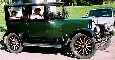 Franklin (automobile) - Wikipedia