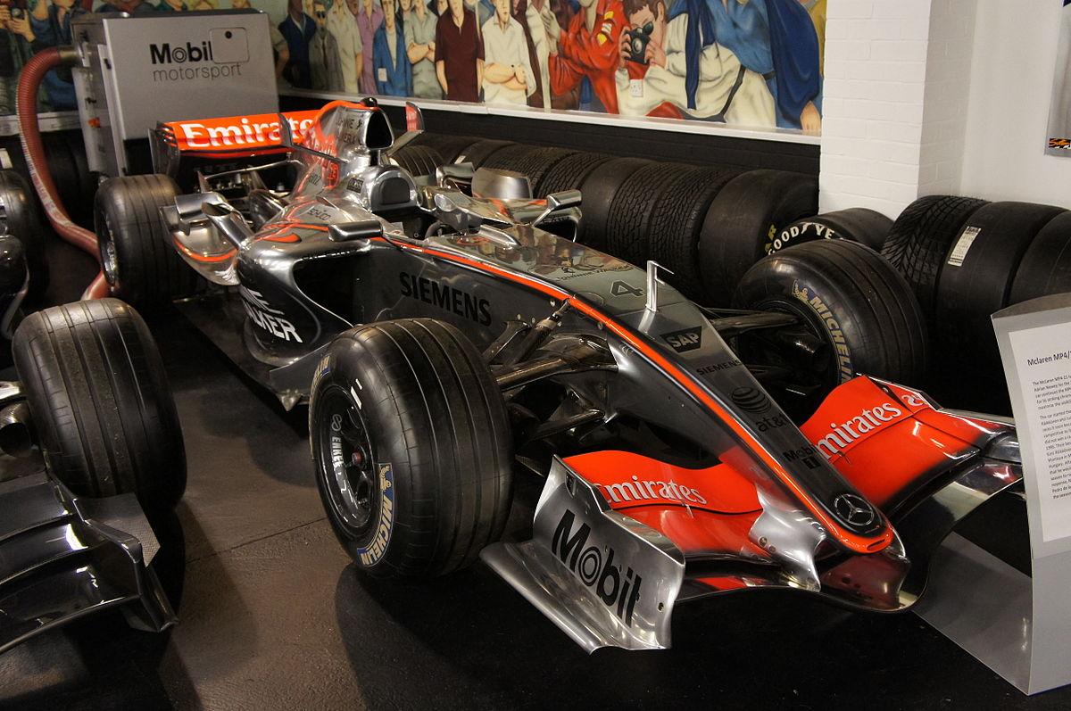 Fomula 1 Cars Wallpapers Mclaren Mp4 21 Wikipedia