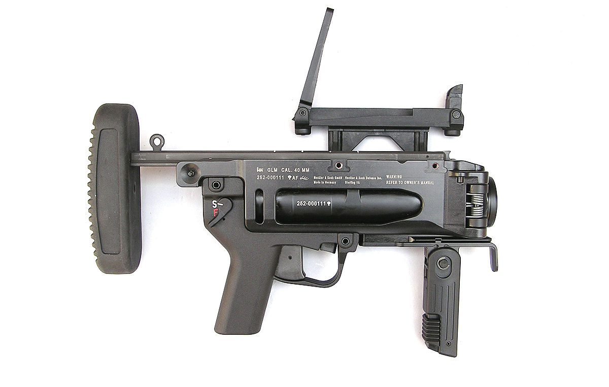 M320 Grenade Launcher Module Wikipedia