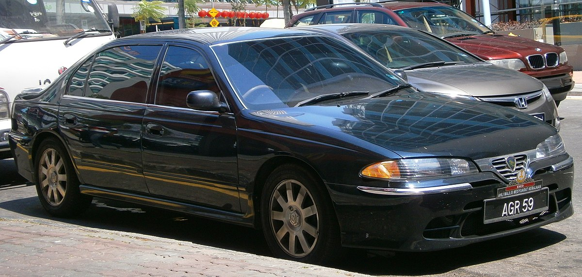 Proton Perdana (first generation) - Wikipedia