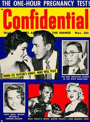 Confidential (magazine) - Wikipedia