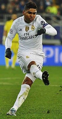 Real Madrid Wallpaper Hd Casemiro Wikipedia Bahasa Indonesia Ensiklopedia Bebas