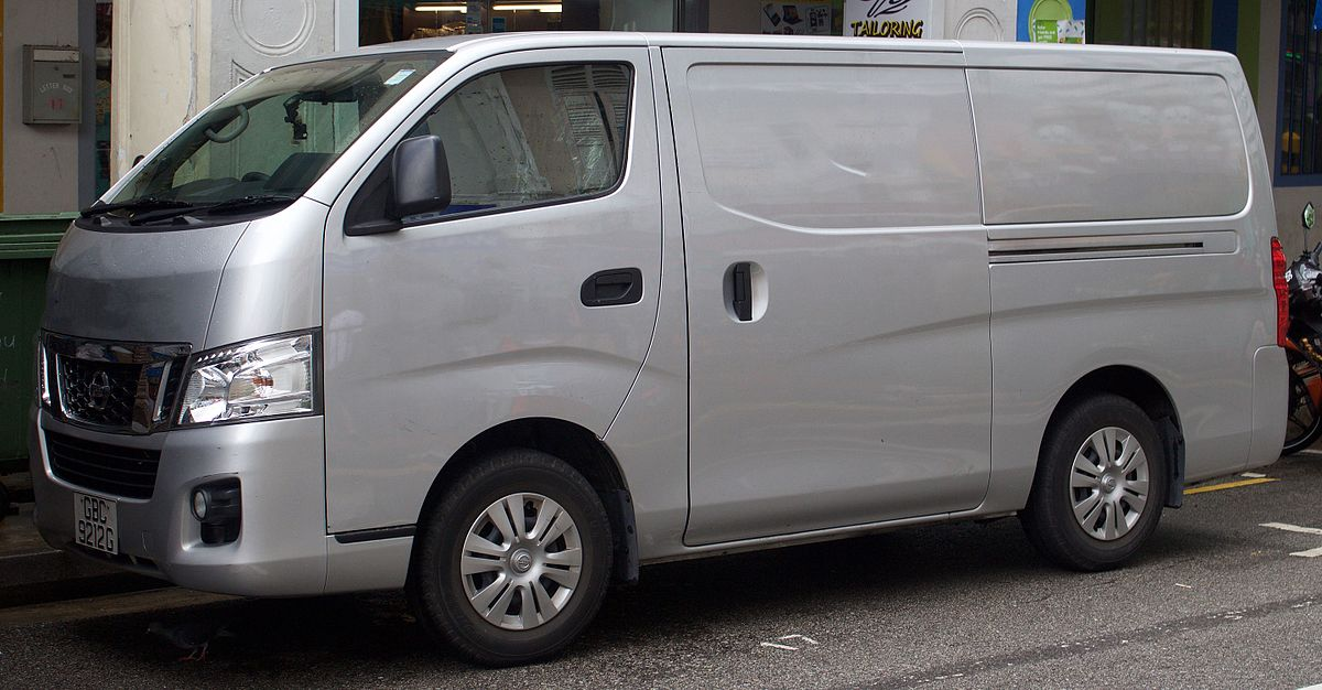 Nissan Caravan - Wikipedia