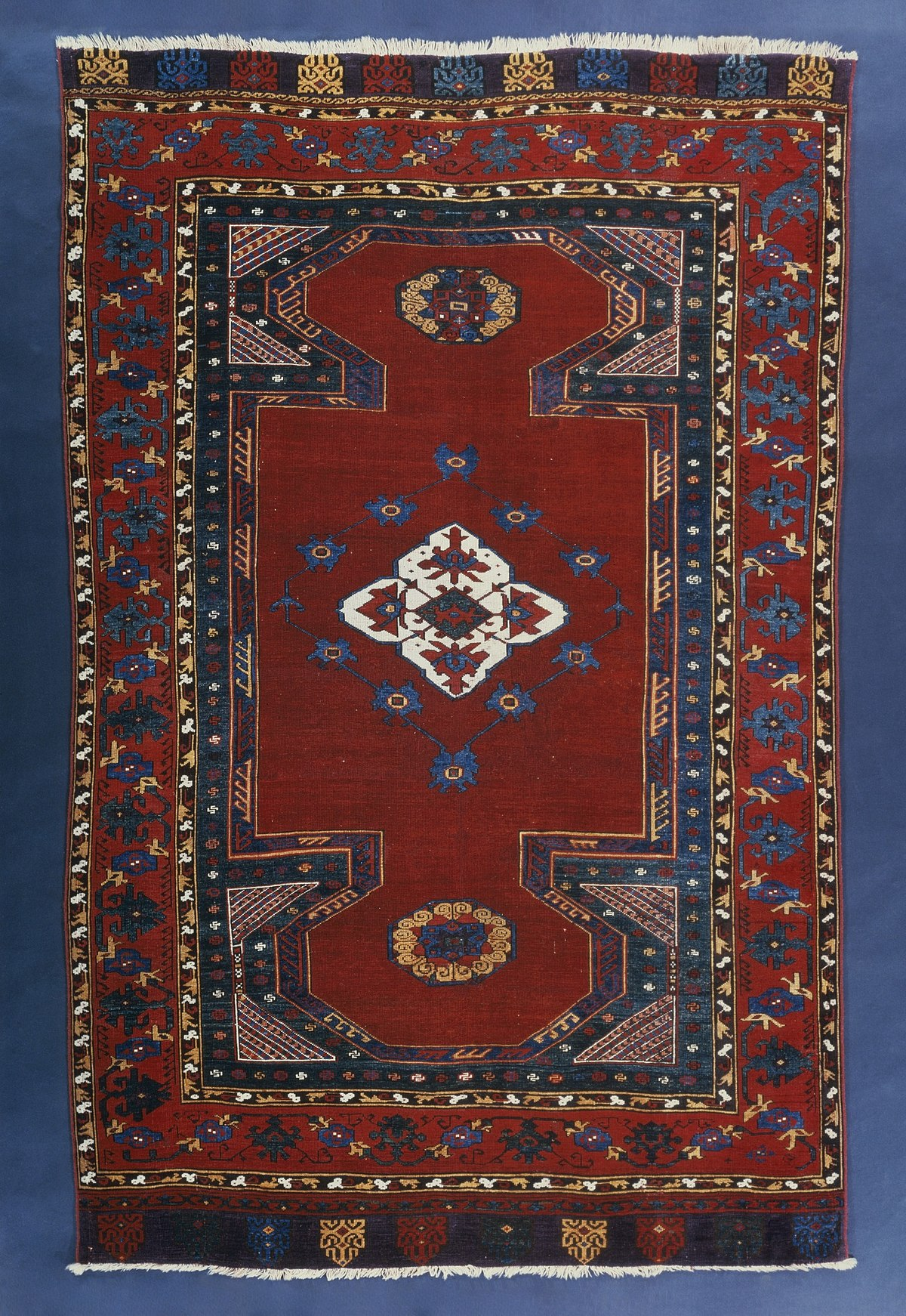 Rugs And Carpets Anatolian Rug Wikipedia