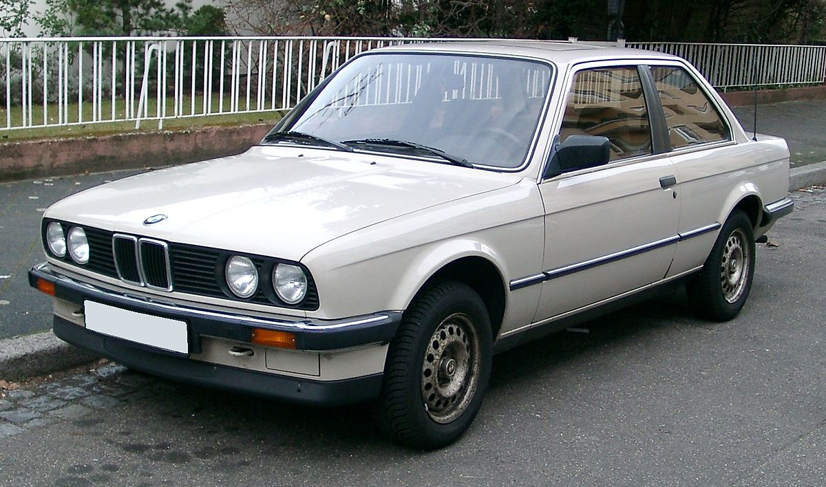 Anthrazit Metallic Bmw Bmw E30 Wikipedia