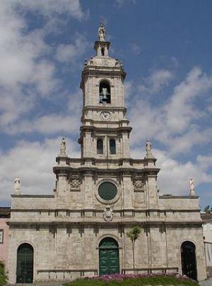 Fachada do Convento do Carmo