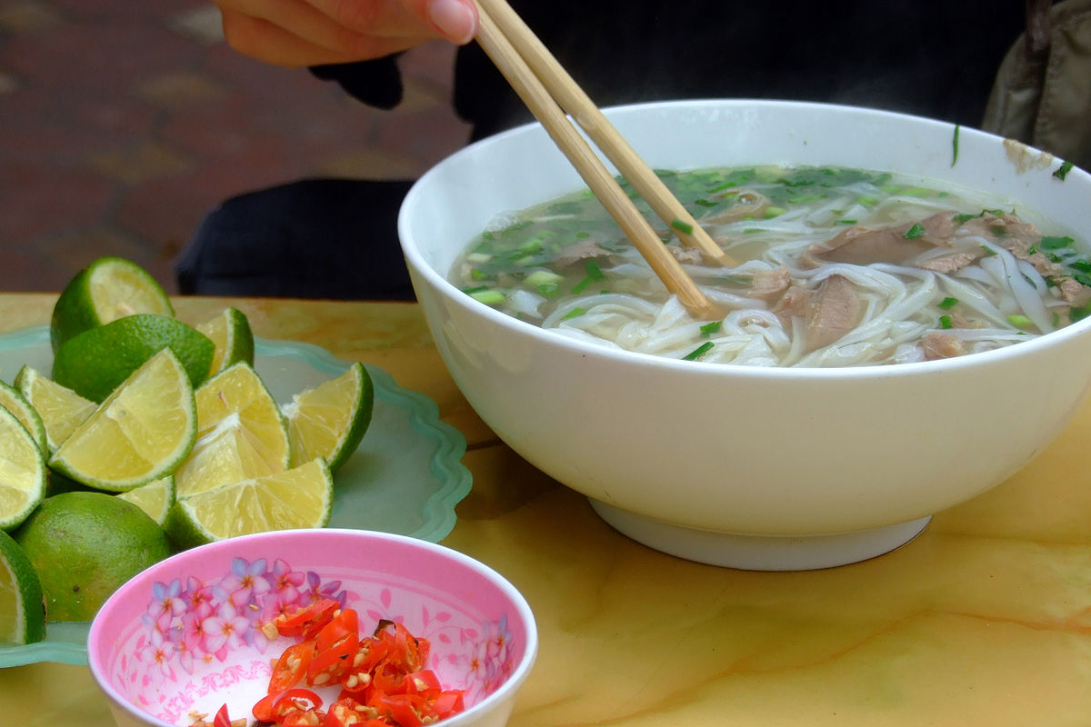 Cuisine Meaning English Pho Wikipedia