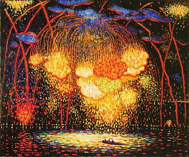 Fall Plate Wallpaper The Rocket Painting Wikipedia