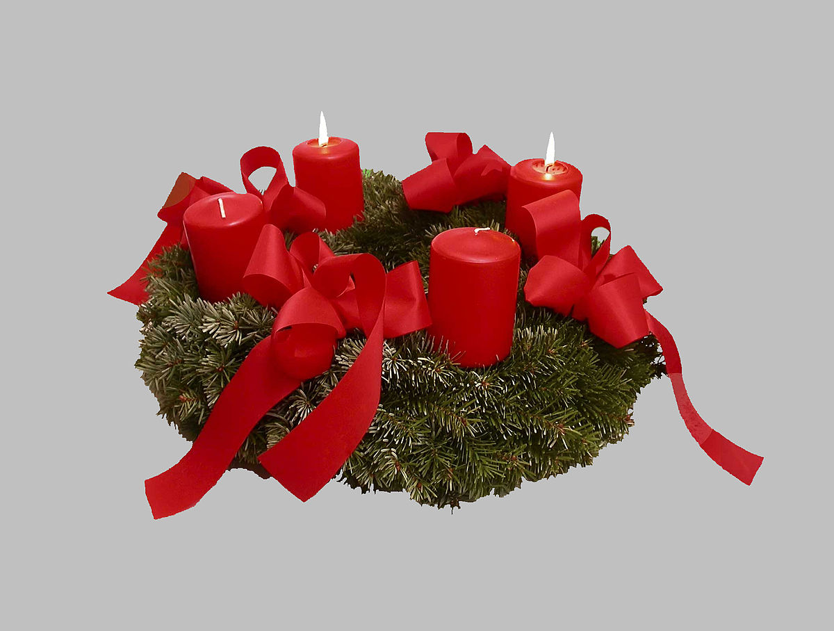 Adventskranz Kaufen Adventskranz Wikipedia