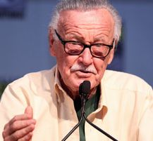 Stan Lee at the 2010 Comic Con in San Diego