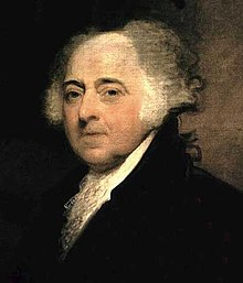 John Adams - 2º Presidente dos EUA