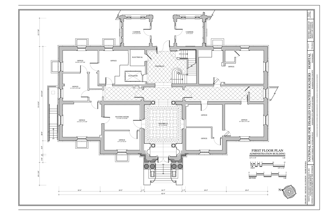 Filefirst Floor Plan National Home For Disabled