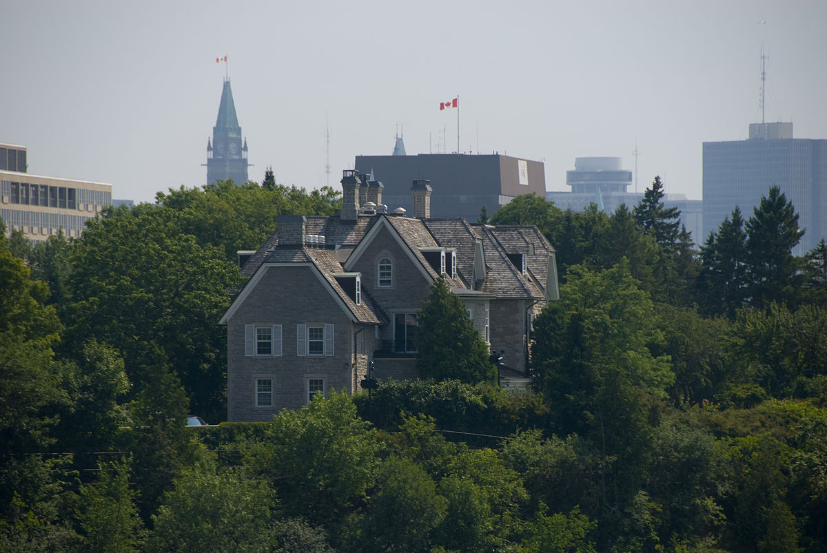 House 24 24 Sussex Drive Wikipedia