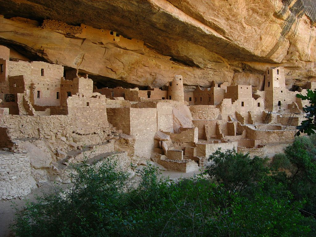 Mesa Verde National Park File Cliff Palace Mesa Verde National Park Colorado