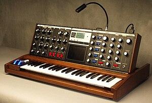 Sintetizzatore Moog Modular 55