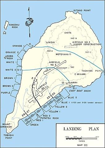 Battle of Iwo Jima - Wikipedia