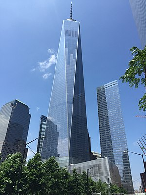 World Trade Center (2001\u2013present) - Wikipedia