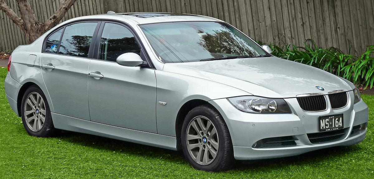 BMW Seri 3 (E90) - Wikipedia bahasa Indonesia, ensiklopedia bebas