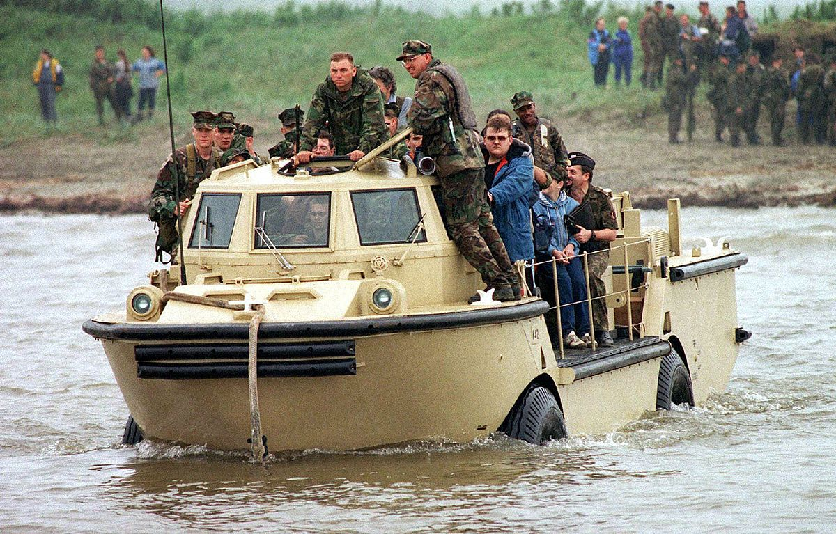 Amphibious Vehicle Wikipedia