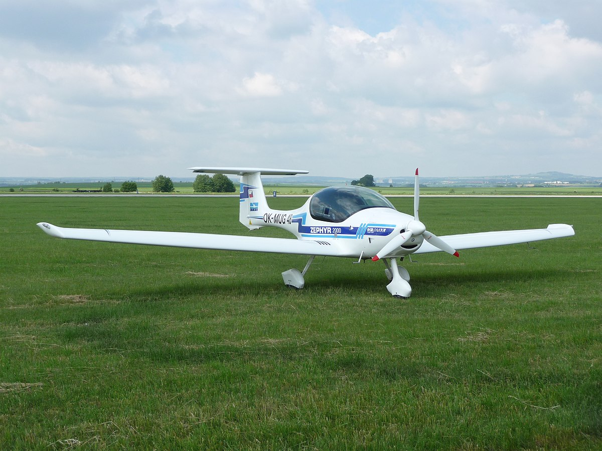 Sport Aircraft Atec 122 Zephyr 2000 - Wikipedia