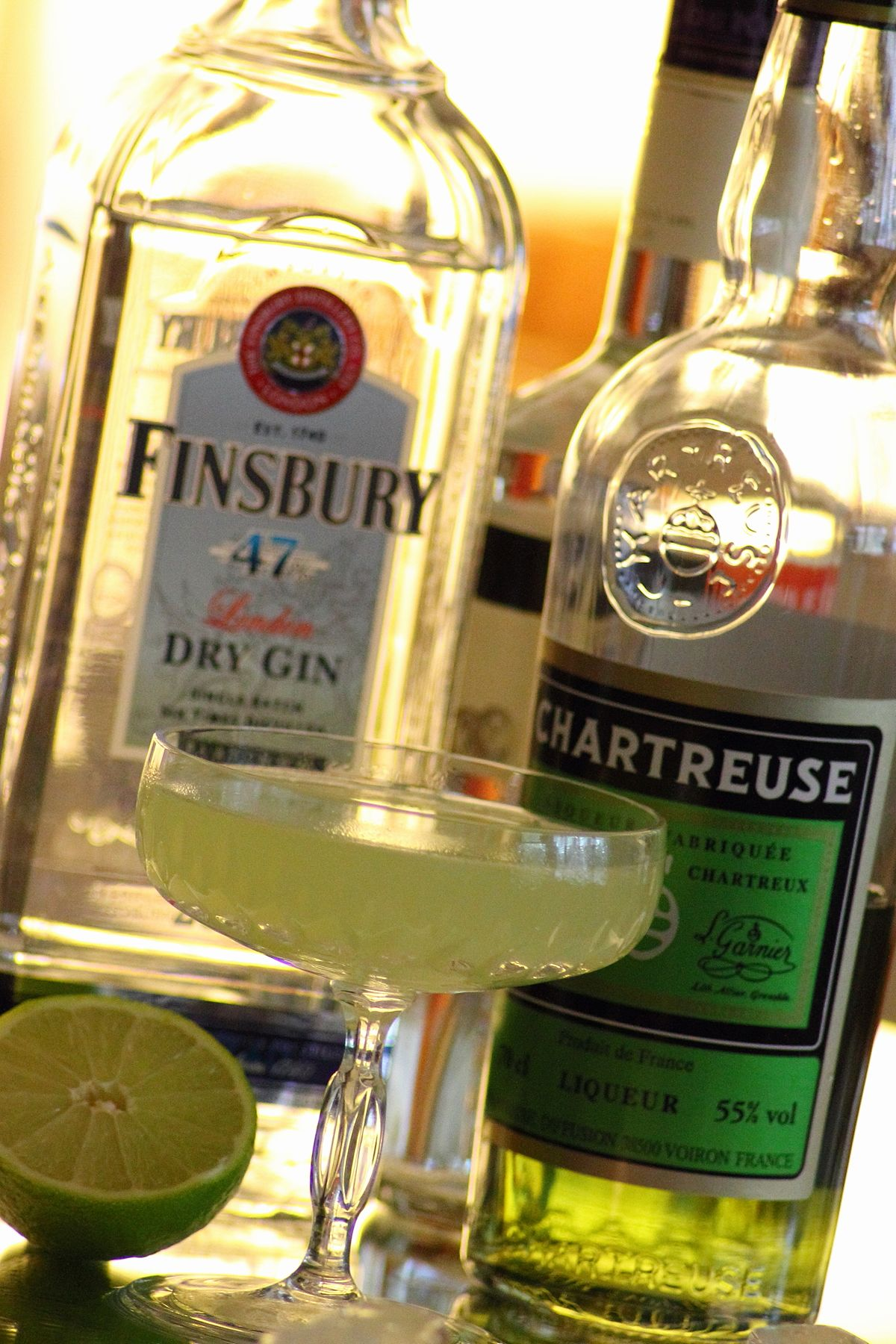 Chartreuse Farbe Last Word (cocktail) – Wikipedia