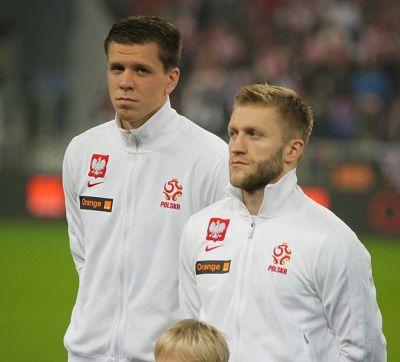 File:Wojciech Szczęsny i Jakub Błaszczykowski.jpg - Wikimedia Commons