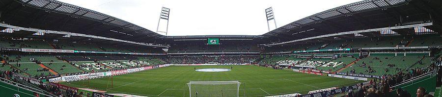 Unc Hd Wallpaper Weserstadion Wikipedia
