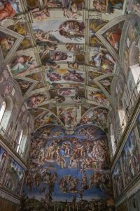 Painted The Ceiling Of Sistine Chapel In Rome | www ...