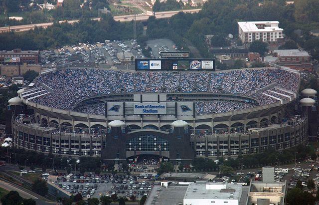 Bank of America Stadium - Wikiwand