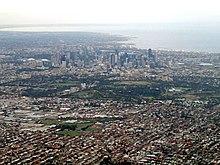Urban Sprawl Wikipedia