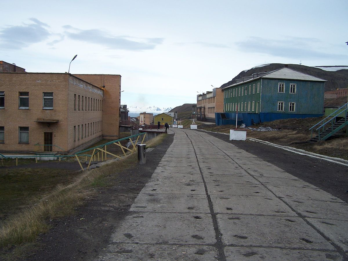 Air Central Barentsburg – Travel Guide At Wikivoyage
