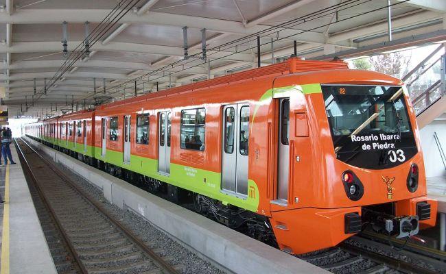 Metro De La Ciudad De México Wikipedia La Enciclopedia