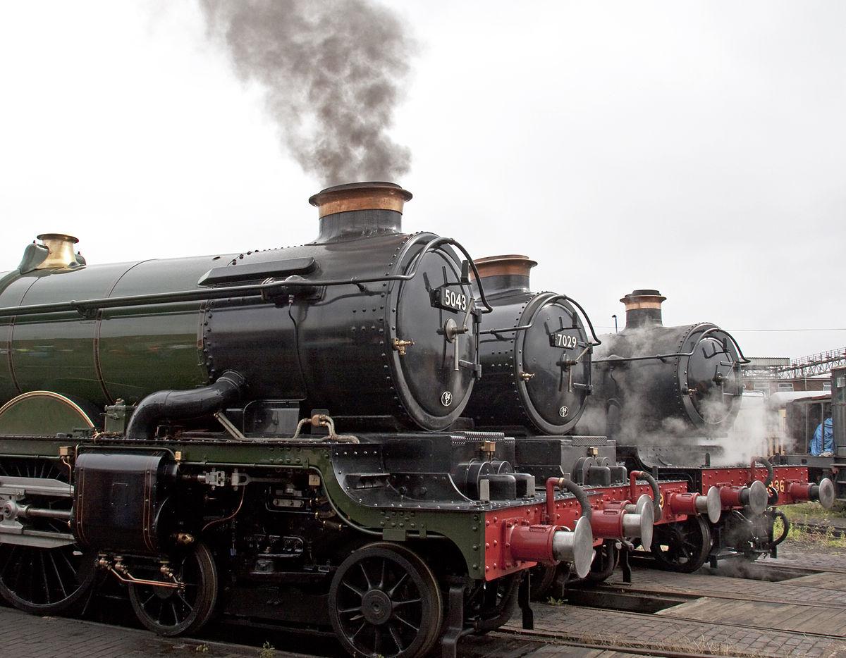 Chimney Locomotive Wikipedia