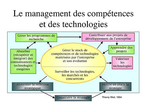 competences en management cv