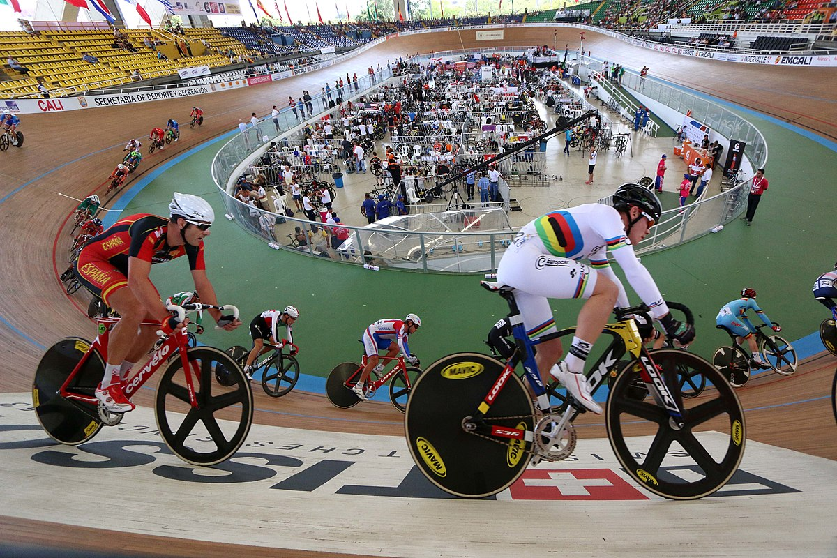Racing Bike Track Cycling - Wikipedia