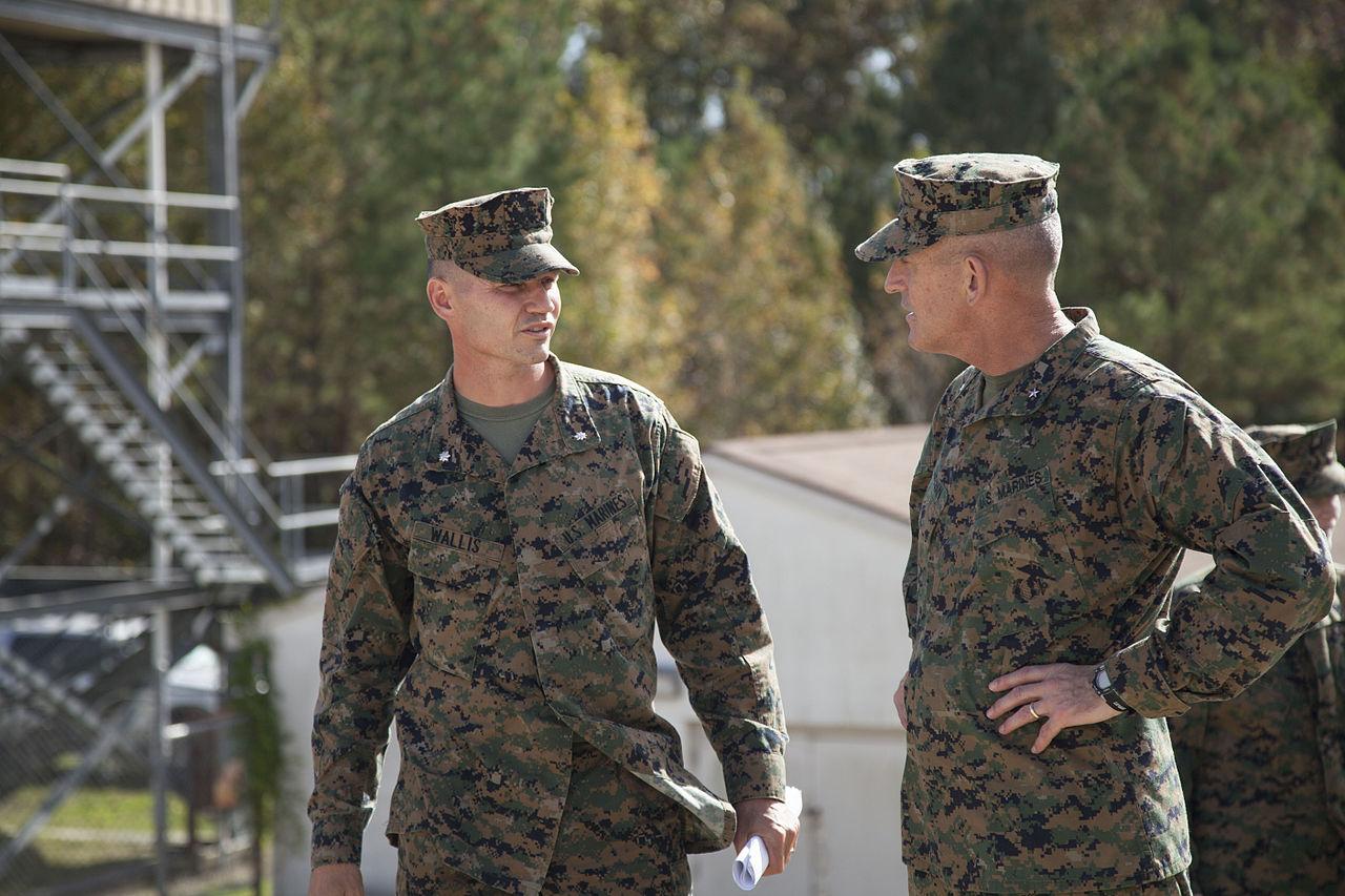 marine infantry officer