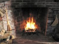 Rumford fireplace - Wikipedia