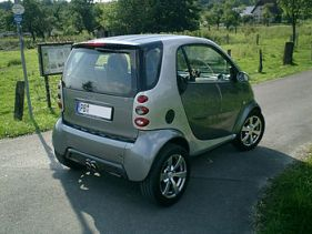English: tuned smart car